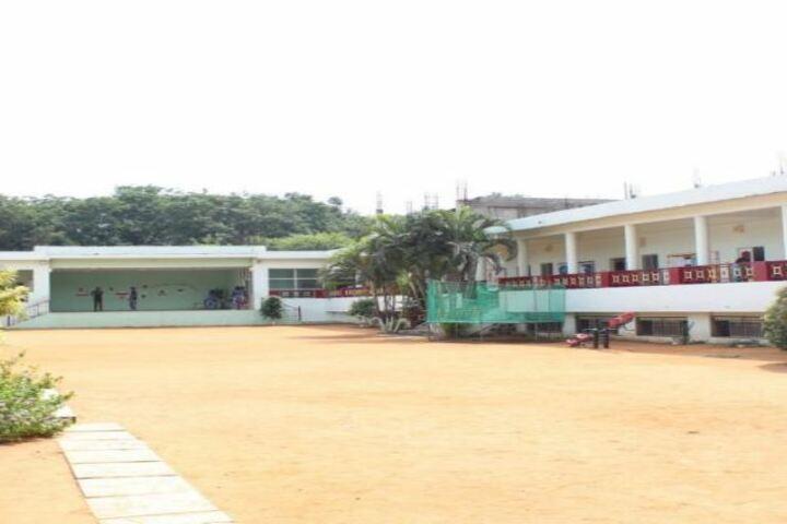 Bolton School-Campus Area
