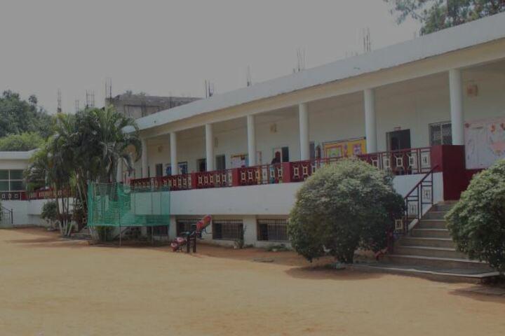 Bolton School-Campus View