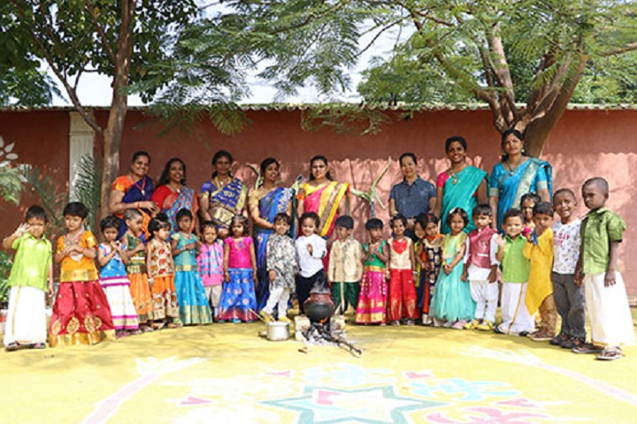 Manchester International School-Pongal Celebrations