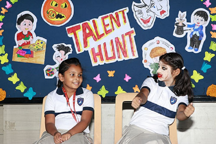 Manchester International School-Talents Hunt