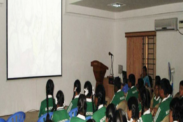 Montfort School-Audio Visual Hall