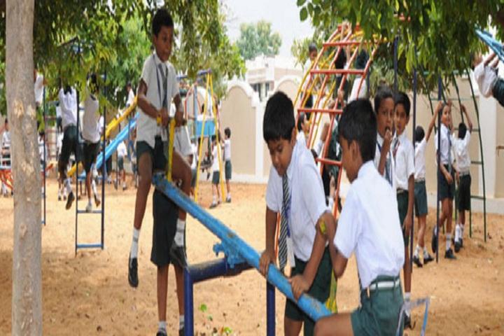 Montfort School-Play Area