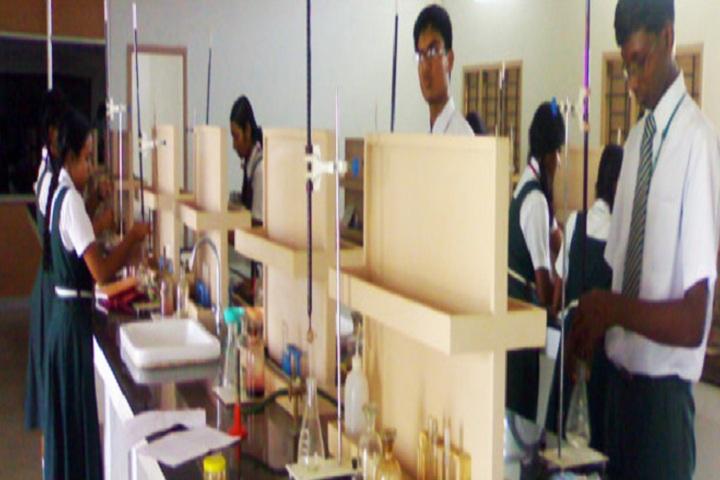 Montfort School-Chemistry Lab