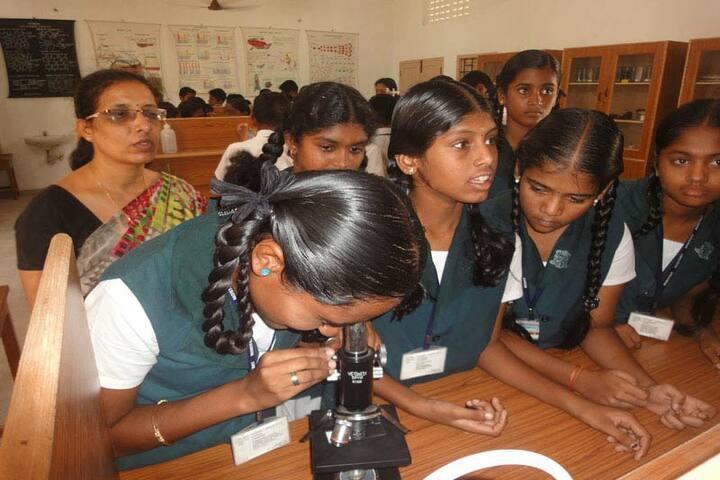Montfort School-Biology Lab