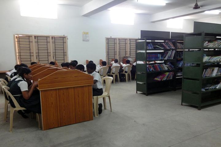 Montfort School-Library