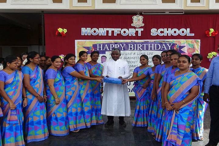 Montfort School-School Day