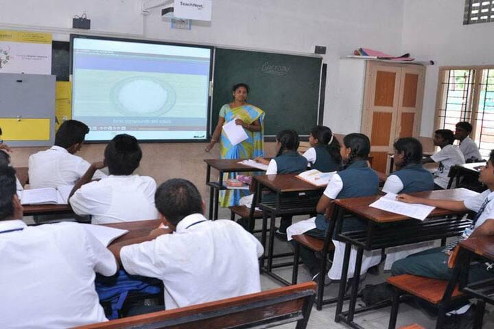 Montfort School-Smart Classes