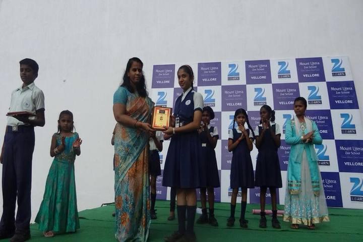 Mount Litera Zee School-Awards
