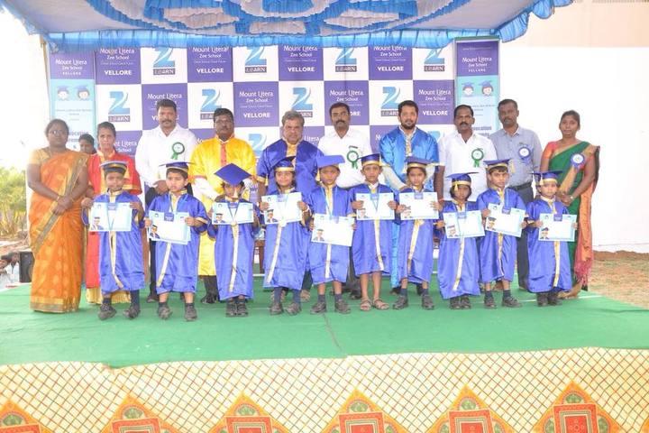 Mount Litera Zee School-Graduation Day