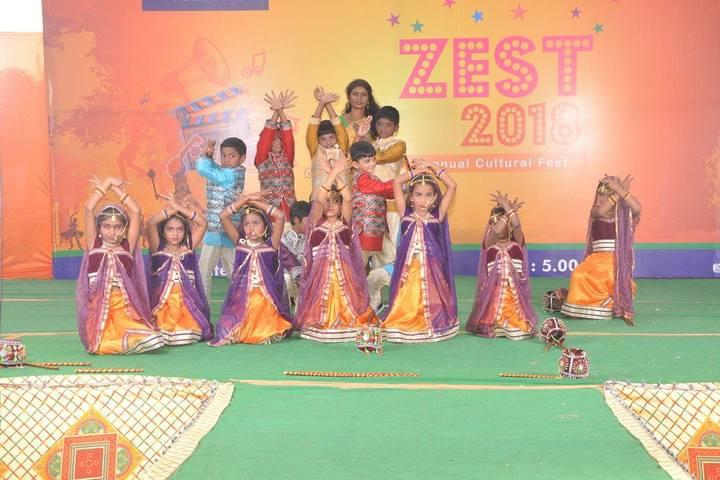 Mount Litera Zee School-Zest Event