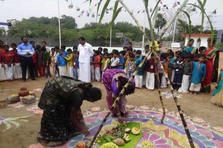 Mount Litera Zee School-Festival Celebration