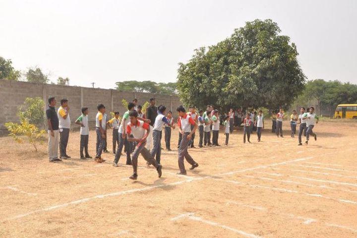 Mount Litera Zee School-Sports Day