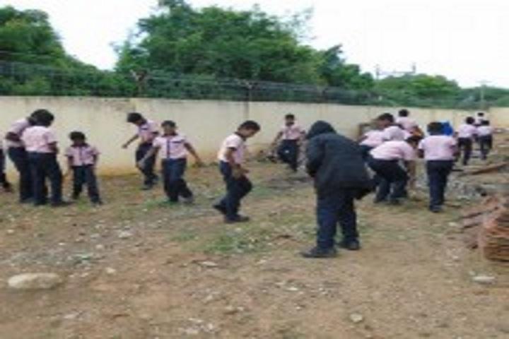 MRM  International School-Swach Bharat