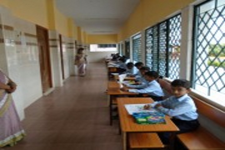 MRM International School-Drawing Competition