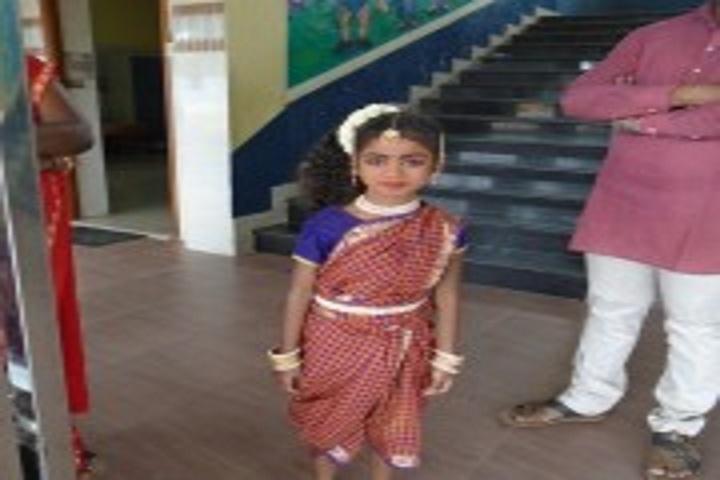 MRM International School-Fancy Dress