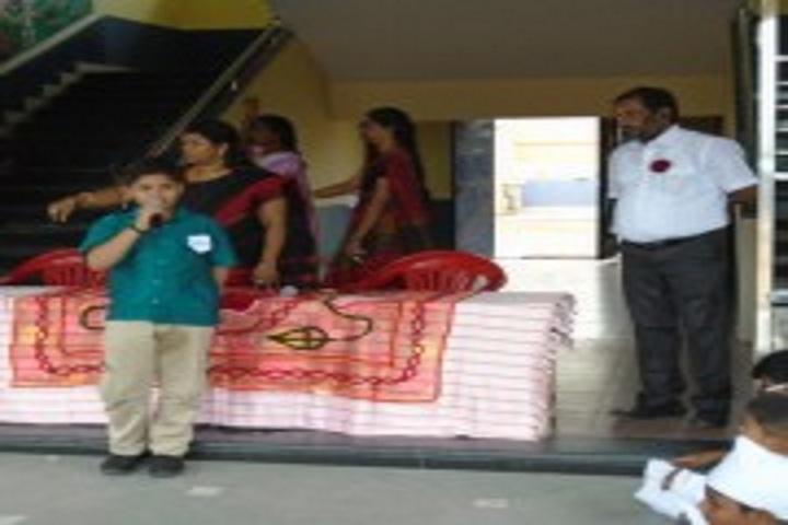 MRM International School-Singing Competition