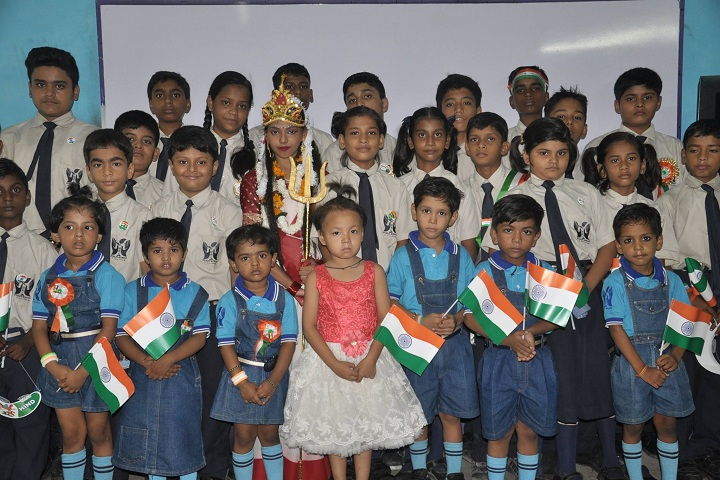 Mrs Public School-Students