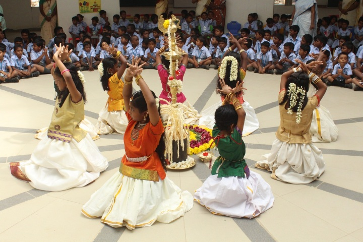 Muthamil Public School-Festival Celebrations