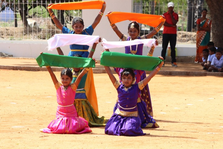 Muthamil Public School-Independence Day
