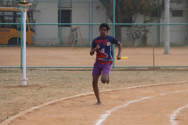 Muthamil Public School-Sports