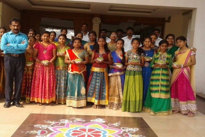 Nandha Central City School-Pongal Celebrations