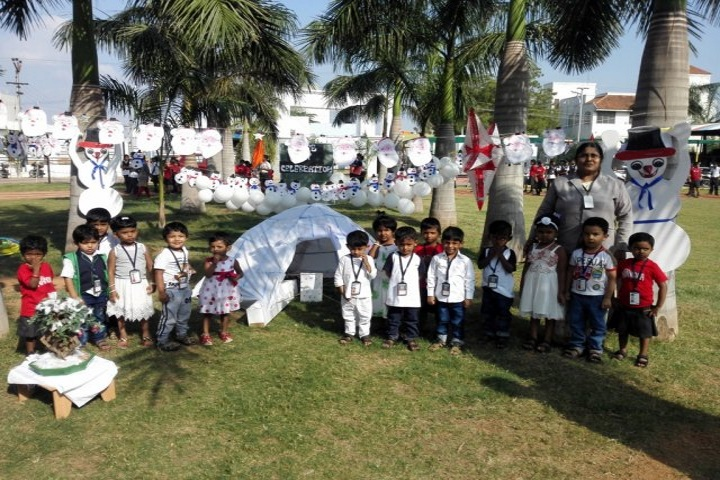 Nandha Central City School-White Day