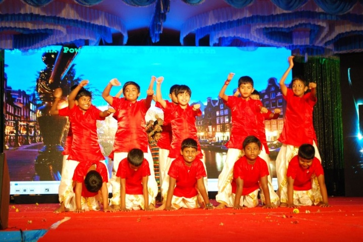 Nandha Central School-Annual Day
