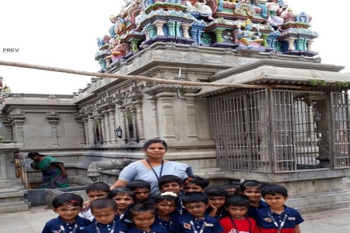 Nandha Central School-Tour