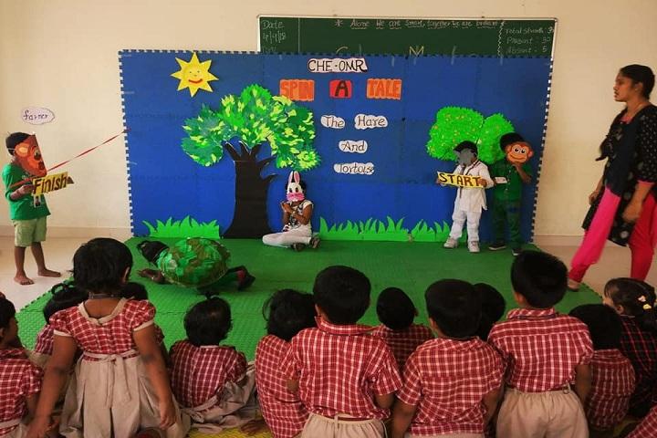 Narayana E-Techno School - Kids Day