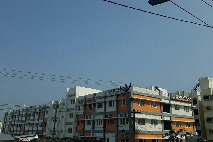 Narayana E-Techno School-School Building