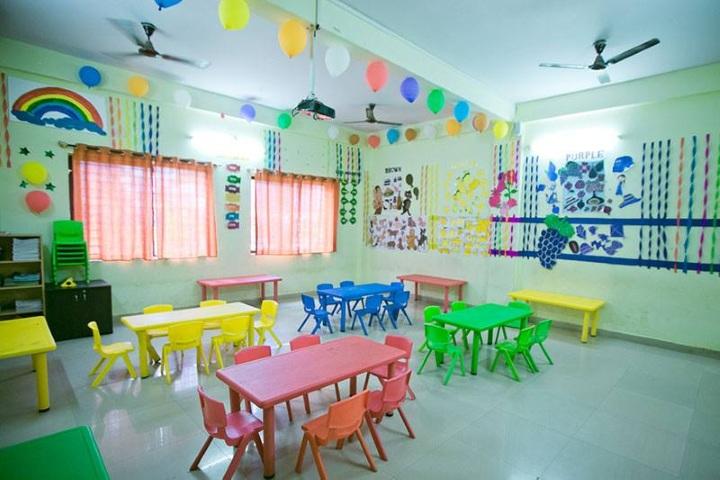 Narayana E-Techno School - A Home Away From Kids