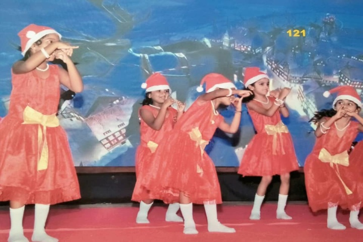 Narayana E-Techno School - Christmas Celebrations