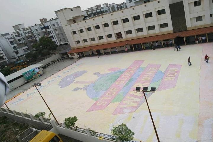Narayana E-Techno School - College Ground
