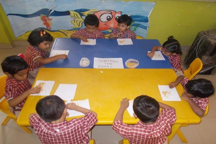 Narayana E-Techno School - Extra Circular Activities