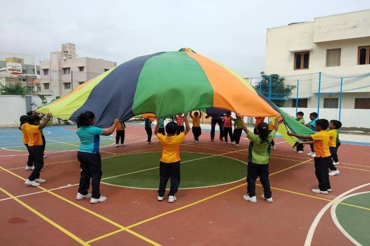 Narayana E-Techno School - Kids Play Time