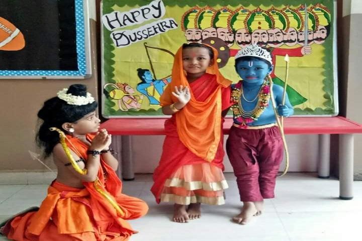 Narayana E-Techno School -Dussera Celebrations