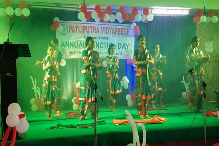 Patliputra Vidyapeeth-Traditional Dance