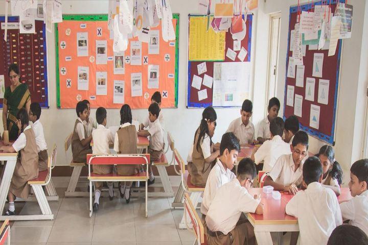 National Public School-Activity Room