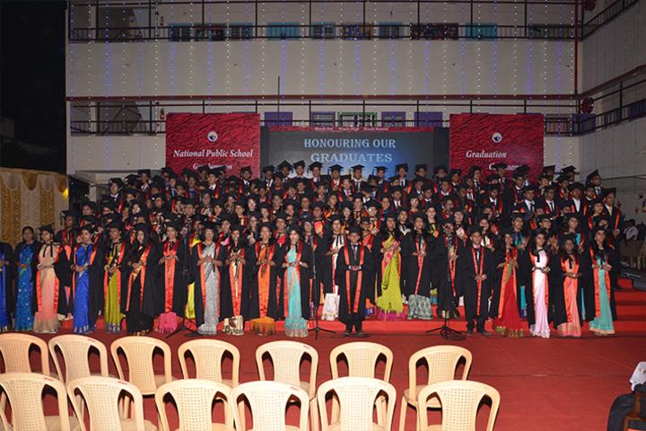 National Public School-Graduation Day
