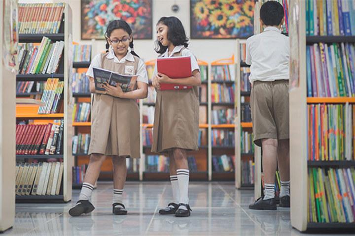 National Public School-Library