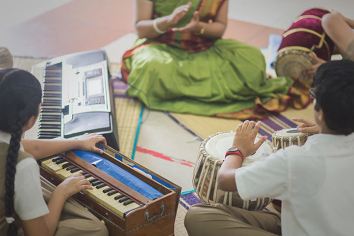 National Public School-Music Room