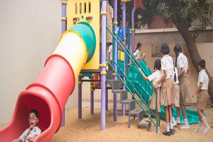 National Public School-PlayArea