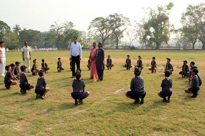 National Public School-Scouts and Guides