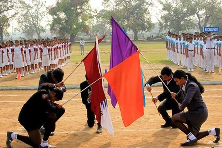National Public School-Sports Day