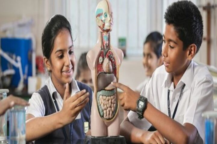 National Vidyalaya Senior Secondary School-Biology Lab