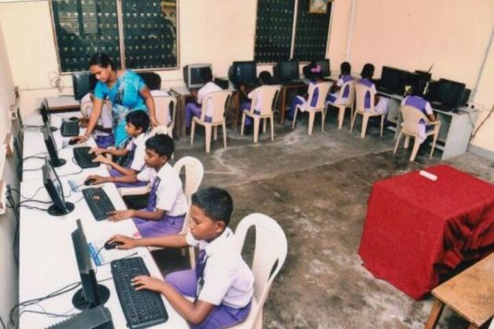 National Vidyalaya Senior Secondary School-Computer Lab