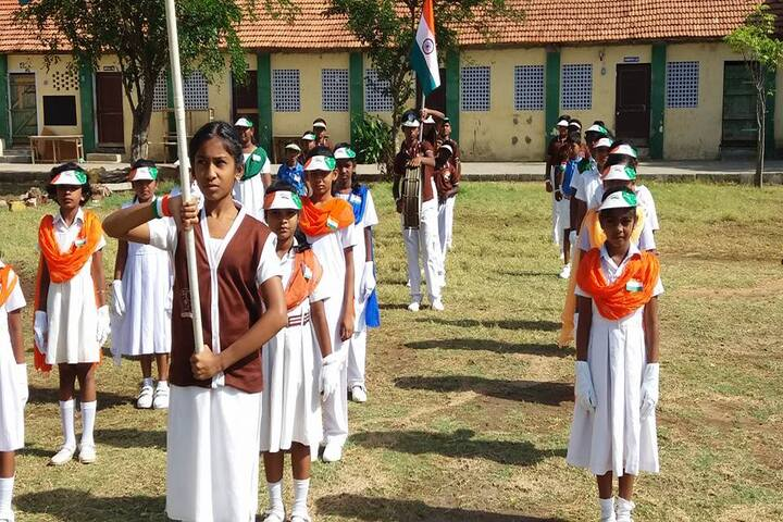 National Vidyalaya Senior Secondary School-Independence Day