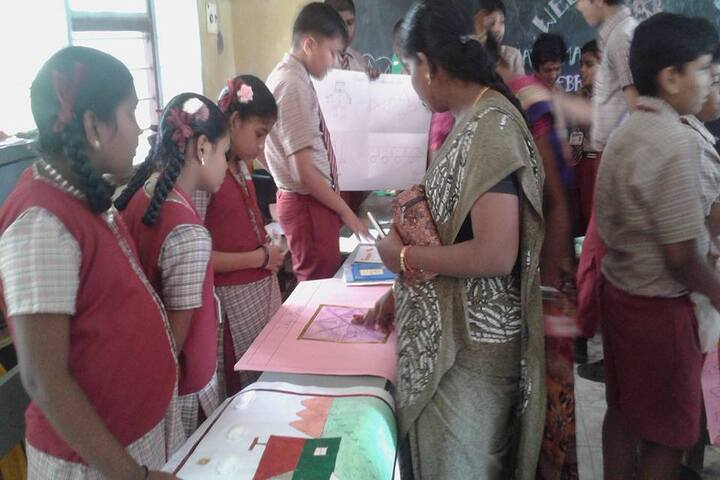 National Vidyalaya Senior Secondary School-Science Exhibition