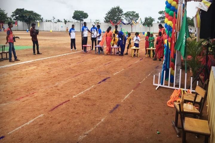 Nava Bharath International School-Sports