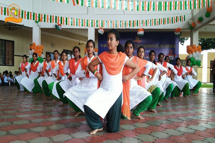 Nava Bharath International School-Independence Day Celebrations